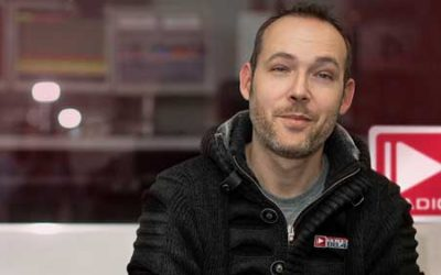 Fabian Rings zu Besuch bei City Radio Trier